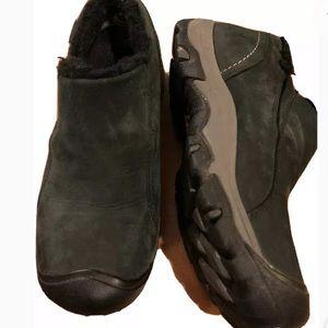 Keen Slip-On Mocs Dry/Warm 200 Gr Insulation Gray